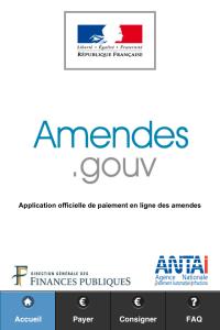 application amendes.gouv