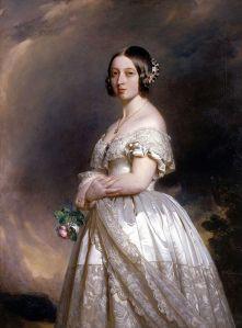 La reine Victoria en 1842
