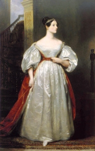 Ada Byron de Margaret Sarah Carpenter